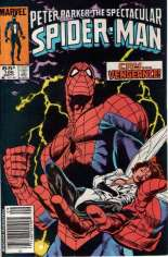 Spectacular Spider-Man (1976-1998) #106 Variant A: Newsstand Edition