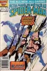 Spectacular Spider-Man (1976-1998) #119 Variant A: Newsstand Edition