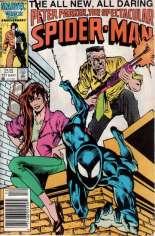 Spectacular Spider-Man (1976-1998) #121 Variant A: Newsstand Edition