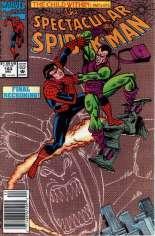 Spectacular Spider-Man (1976-1998) #183 Variant A: Newsstand Edition
