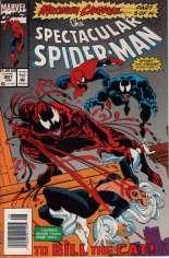 Spectacular Spider-Man (1976-1998) #201 Variant A: Newsstand Edition