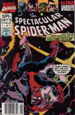 Spectacular Spider-Man (1976-1998) #Annual 10 Variant A: Newsstand Edition
