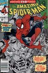 Amazing Spider-Man (1963-1998) #350 Variant A: Newsstand Edition