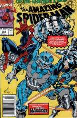 Amazing Spider-Man (1963-1998) #351 Variant A: Newsstand Edition