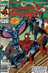 Amazing Spider-Man (1963-1998) #353 Variant A: Newsstand Edition
