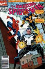 Amazing Spider-Man (1963-1998) #357 Variant A: Newsstand Edition