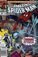 Amazing Spider-Man (1963-1998) #359 Variant A: Newsstand Edition