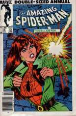 Amazing Spider-Man (1963-1998) #Annual 19 Variant A: Newsstand Edition