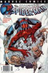 Amazing Spider-Man (1999-2014) #30 Variant A: Newsstand Edition; Alternately Numbered #471