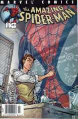 Amazing Spider-Man (1999-2014) #31 Variant A: Newsstand Edition; Alternately Numbered #472