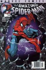 Amazing Spider-Man (1999-2014) #34 Variant A: Newsstand Edition; Alternately Numbered #475