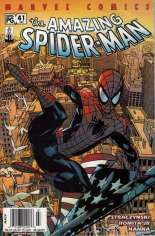 Amazing Spider-Man (1999-2014) #41 Variant A: Newsstand Edition; Alternately Numbered #482; Includes preview of Spider-Man: Get Kraven #1