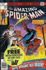 Amazing Spider-Man (1963-1998) #184 Variant C: All Detergent Variant w/ Sticker