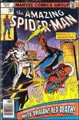Amazing Spider-Man (1963-1998) #184 Variant D: All Detergent Variant w/o Sticker