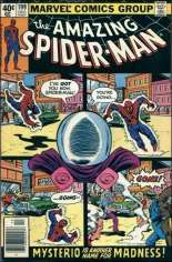 Amazing Spider-Man (1963-1998) #199 Variant A: Newsstand Edition