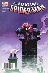 Amazing Spider-Man (1999-2014) #55 Variant A: Newsstand Edition; Alternately Numbered #496