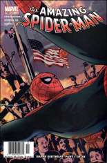 Amazing Spider-Man (1999-2014) #57 Variant A: Newsstand Edition; Alternately Numbered #498