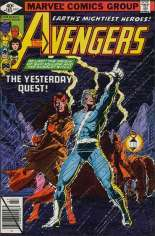 Avengers (1963-1996) #185 Variant B: Direct Edition