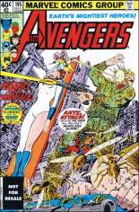 Avengers (1963-1996) #195 Variant D: Marvel Legends Series XV Reprint Packaged w/ Wasp