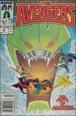 Avengers (1963-1996) #293 Variant A: Newsstand Edition