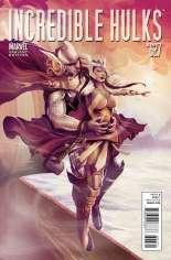 Incredible Hulks (2010-2011) #627 Variant B: Thor Goes Hollywood Cover