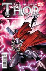 Mighty Thor (2011-2012) #1 Variant A