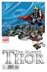 Mighty Thor (2011-2012) #1 Variant D: 1:15 Variant