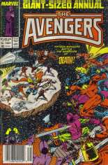 Avengers (1963-1996) #Annual 16 Variant A: Newsstand Edition