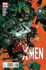 X-Men (2010-2013) #10 Variant B: 1:15 Variant