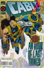 Cable (1993-2002) #20 Variant B: Direct Edition; Standard Cover