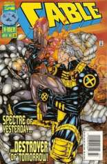 Cable (1993-2002) #33 Variant A: Newsstand Edition