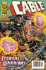 Cable (1993-2002) #35 Variant A: Newsstand Edition