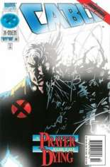 Cable (1993-2002) #36 Variant A: Newsstand Edition