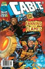Cable (1993-2002) #37 Variant A: Newsstand Edition