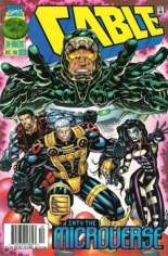 Cable (1993-2002) #38 Variant A: Newsstand Edition