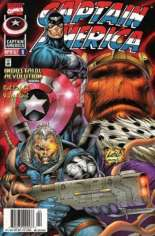 Captain America (1996-1997) #6 Variant A: Newsstand Edition