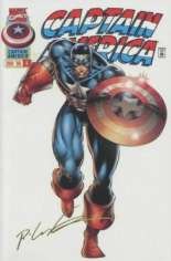 Captain America (1996-1997) #1 Variant F: Gold Signature Edition