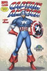 Captain America (1996-1997) #1 Variant G: Wizard World Chicago 2006 Exclusive Comicon Edition; Color Cover