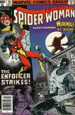Spider-Woman (1978-1983) #19 Variant A: Newsstand Edition