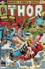 Thor (1966-1996) #291 Variant B: Direct Edition