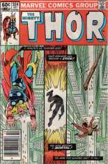 Thor (1966-1996) #324 Variant A: Newsstand Edition
