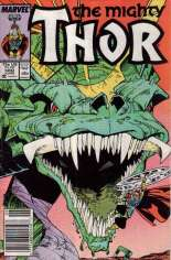 Thor (1966-1996) #380 Variant A: Newsstand Edition