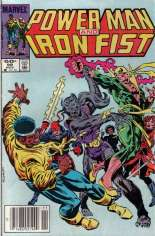 Power Man and Iron Fist (1978-1986) #99 Variant A: Newsstand Edition