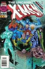 Uncanny X-Men (1963-2011) #337 Variant A: Newsstand Edition