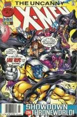 Uncanny X-Men (1963-2011) #344 Variant A: Newsstand Edition