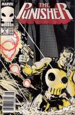 Punisher (1987-1995) #2 Variant A: Newsstand Edition