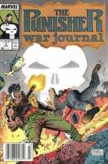 Punisher: War Journal (1988-1995) #4 Variant A: Newsstand Edition