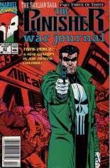 Punisher: War Journal (1988-1995) #27 Variant A: Newsstand Edition