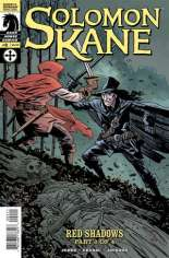 Solomon Kane: Red Shadows #2 Variant A