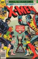 Uncanny X-Men (1963-2011) #100 Variant C: UK Edition